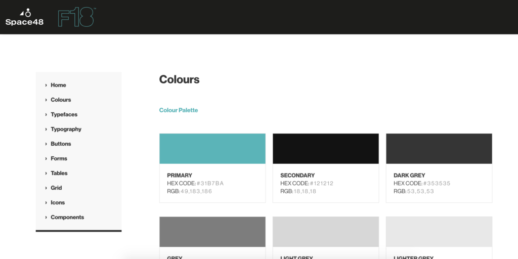 design style guides